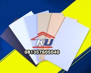 Jiyu Acp Aluminium Composite Tebal 4mm Warna Glossy